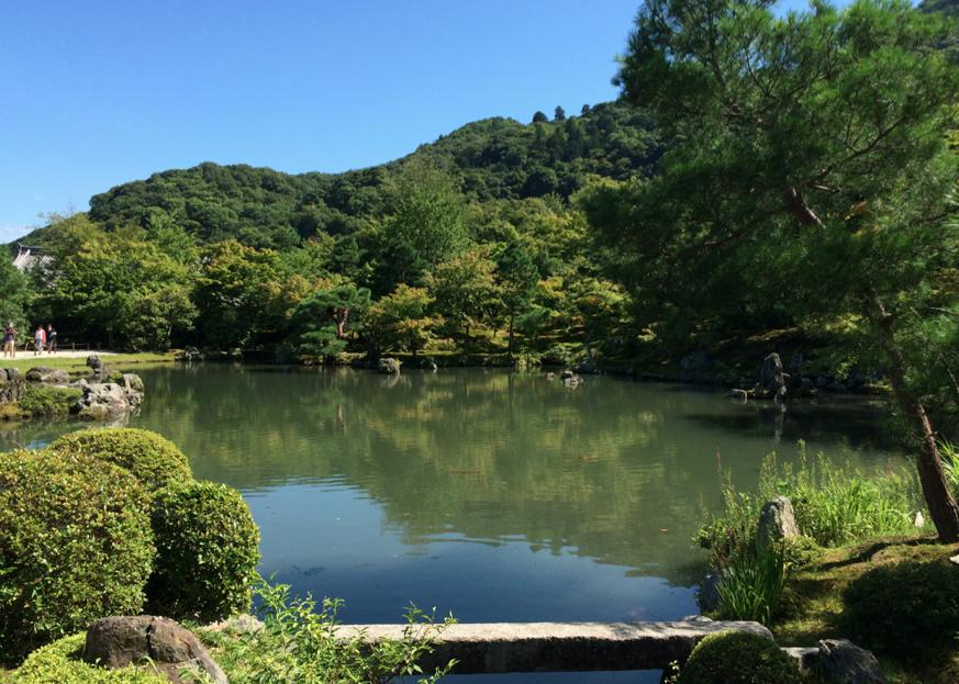 Tenryu ji kyoto jardin a la recherche du pain perdu for Jardin kyoto