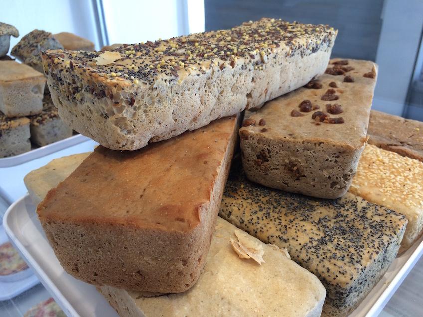 Le pain sans gluten du cake d 39 amour la r union - Faire du pain sans gluten ...