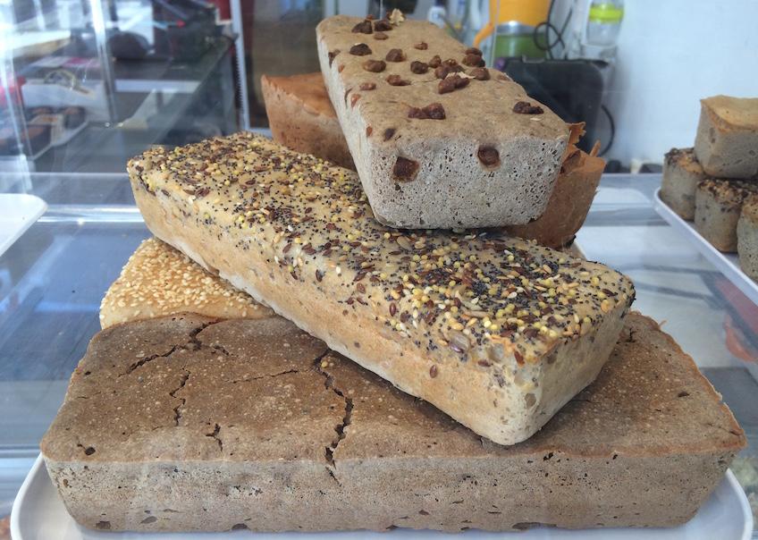 le pain sans gluten du cake d 39 amour la r union. Black Bedroom Furniture Sets. Home Design Ideas