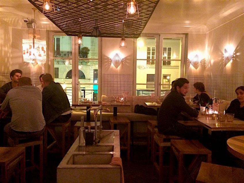 Hero Restaurant Coreen Paris