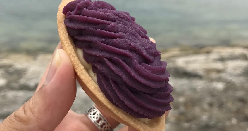 beni imo patate douce violette d 39 okinawa. Black Bedroom Furniture Sets. Home Design Ideas